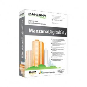 Manzana Digital City - отраслевое решение для государственных учреждений на базе Microsoft Dynamics CRM