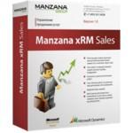 Manzana xRM Sales для компаний, оказывающих услуги. CRM на базе Microsoft Dynamics CRM 2011