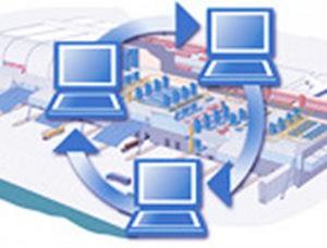 Автоматизация торгового центра строй и отделочных материалов