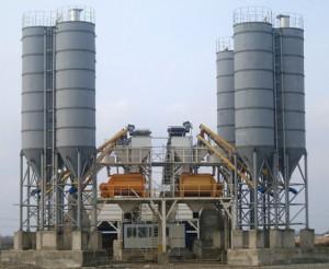 Автоматизация бетонных заводов
