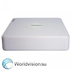 Новый видеорегистратор DS-7104HWI-SL от компании Hikvision