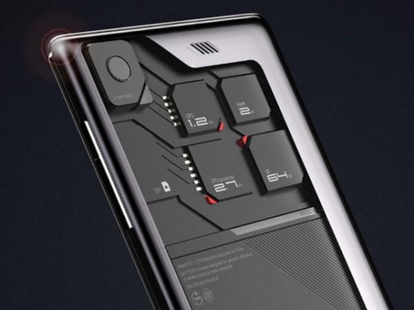 ZTE продемонстрировала прототип мобильника-конструктора