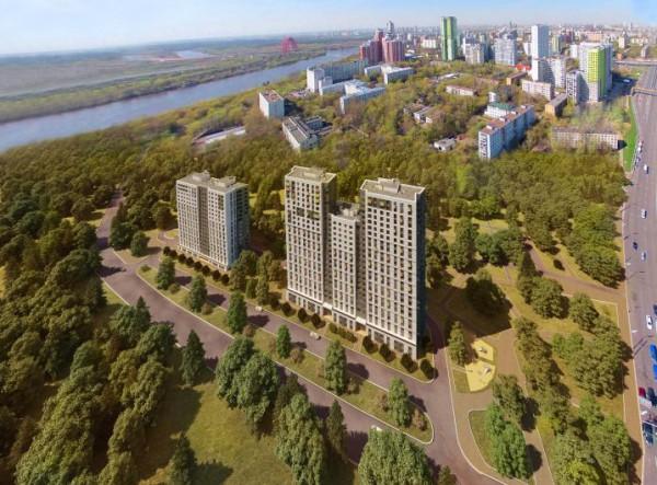 Wellton park - квартиры европейского уровня