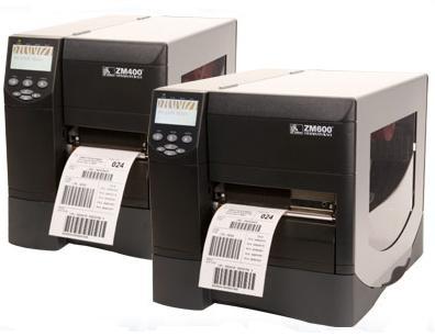 Термотрансферный принтер Zebra ZM400