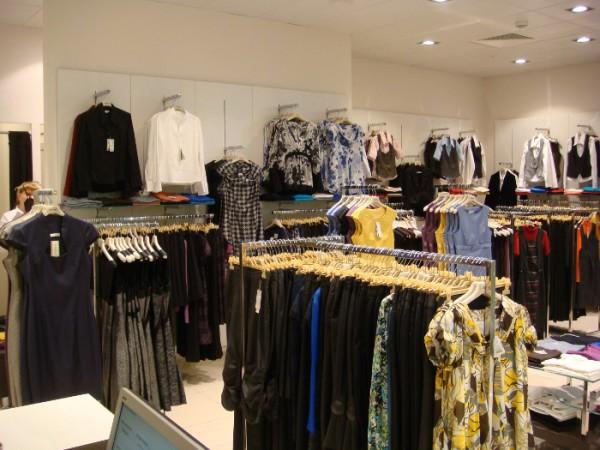 Магазин (Торговый зал). Отраслевое решение RS-Balance 3: Одежда и обувь