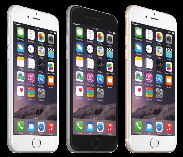 Замена стекла в смартфоне iPhone 6