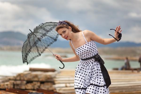 Выбираем качественный женский зонт