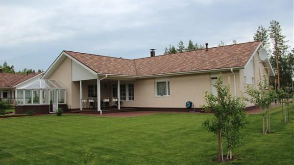 Деревянные дома Finndomo из Финляндии