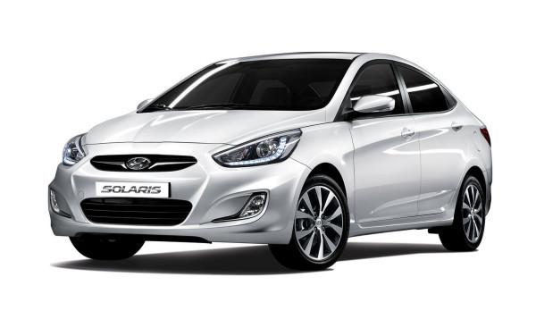 Описание Hyundai Solaris