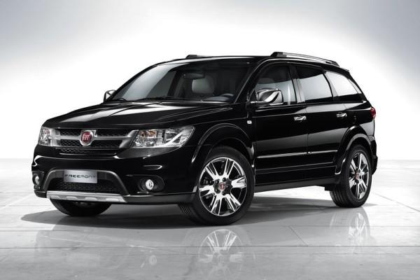 Fiat Freemont - новая разработка компании Fiat