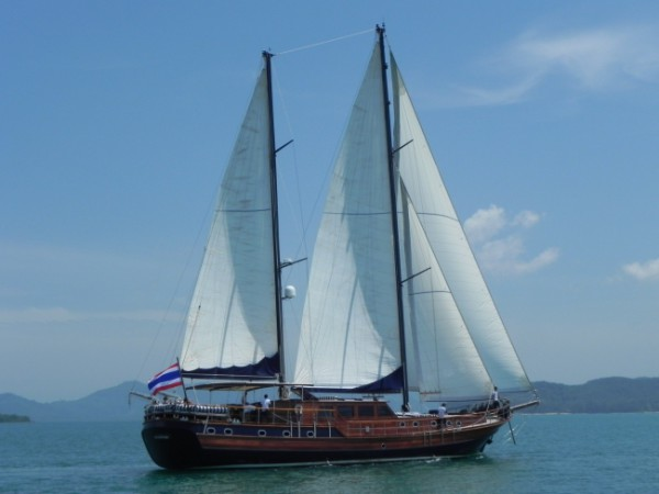 Как выбрать хорошую парусную яхту?
