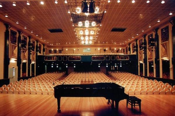 Ремонт концертного зала амурской филармонии полностью завершен
