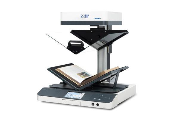 Книжные и поточные сканеры