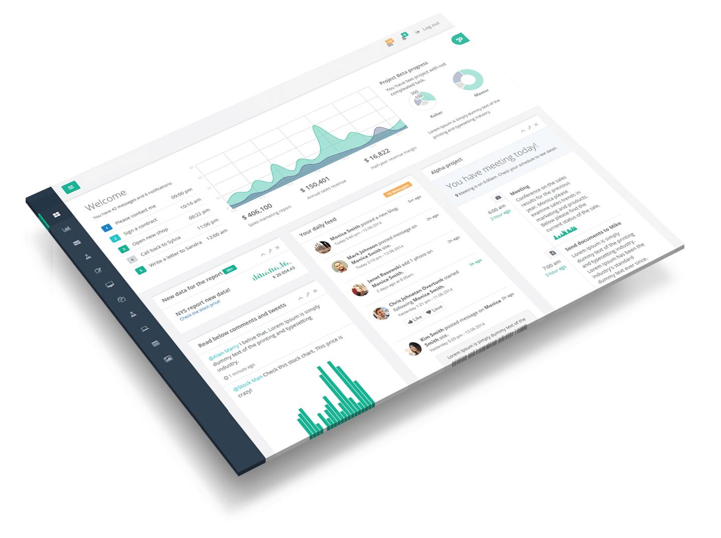 ClickClient CRM — облачный сервис автоматизации бизнеса