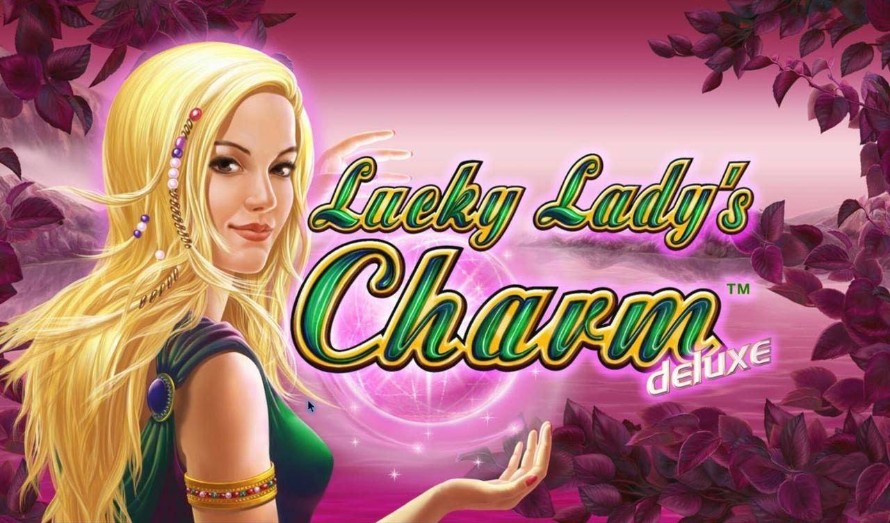 Игровой автомат Lucky Lady`s Charm