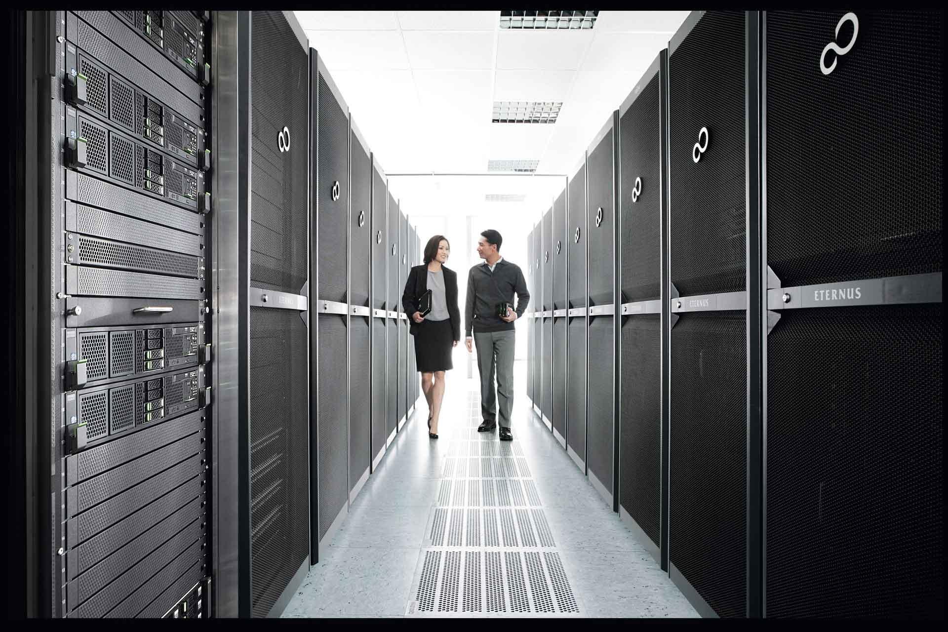 Crew IT - абонентское обслуживание компьютеров организации