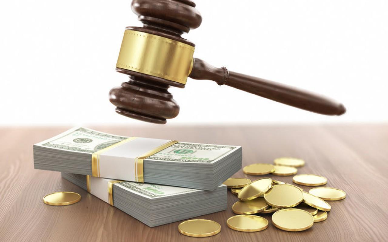 Судебное взыскание долгов с физического лица